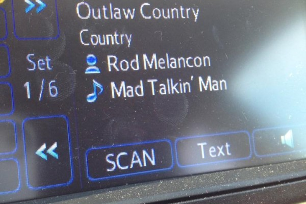 Mad Talkin' Man on Outlaw Country 2